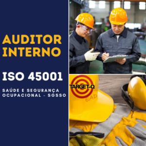 Auditor Interno ISO 45001 ead.target-q.com