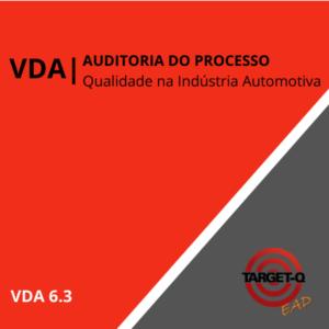 VDA-6.3 Auditoria de Processo ead.target-q.com