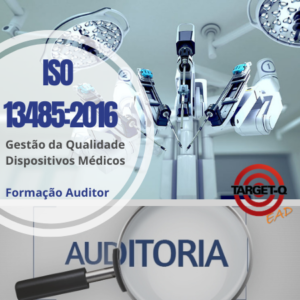 Auditor ISO 13485 Ead.Target-q.com